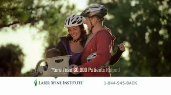Laser Spine Institute TV Spot, 'Feel an Answer' - Thumbnail 8