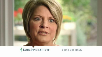 Laser Spine Institute TV Spot, 'Feel an Answer' - Thumbnail 9