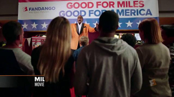 Fandango TV Spot, 'Political Speech' Featuring Kenan Thompson - Thumbnail 1