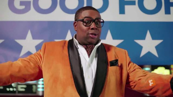 Fandango TV Spot, 'Political Speech' Featuring Kenan Thompson - Thumbnail 8