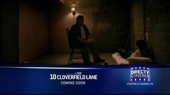 DIRECTV Cinema TV Spot, '10 Cloverfield Lane'