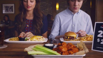 Applebee's 2 for $20 TV Spot, 'First Date' - Thumbnail 2