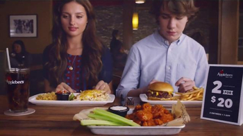 Applebee's 2 for $20 TV Spot, 'First Date' - Thumbnail 3
