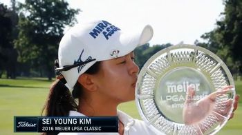 Titleist TV Spot, 'Winners' Circle: Sei Young Kim' - 2 commercial airings