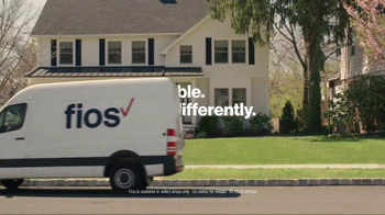 Fios by Verizon TV Spot, 'Uber vs. Internet Speed' - Thumbnail 1