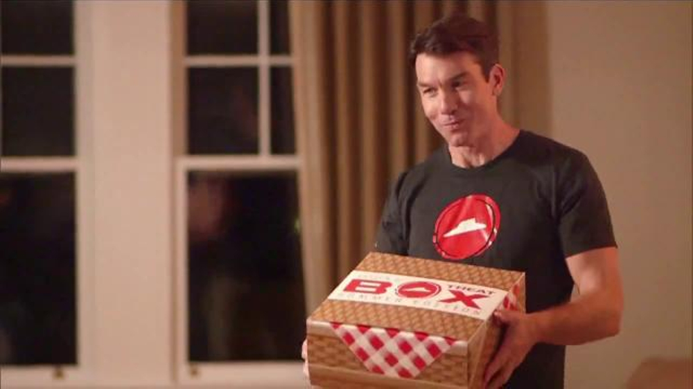 09e1c1f325b30 Pizza Hut TV Commercial, 'ABC: Special Delivery' Featuring Jerry O'Connell  - Video