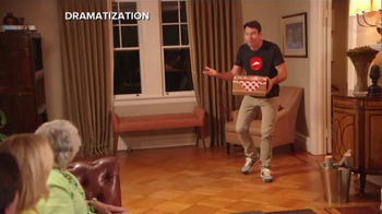 Pizza Hut TV Spot, 'ABC: Special Delivery' Featuring Jerry O'Connell - Thumbnail 3