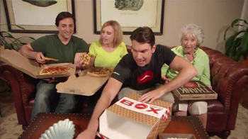 Pizza Hut TV Spot, 'ABC: Special Delivery' Featuring Jerry O'Connell - Thumbnail 8