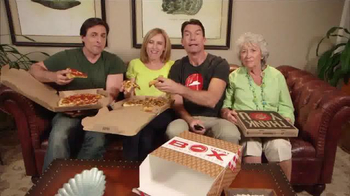 Pizza Hut TV Spot, 'ABC: Special Delivery' Featuring Jerry O'Connell - Thumbnail 9