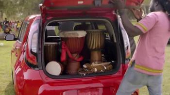 2016 Kia Soul TV Spot, 'Banda de Hamsteres' con Nathaniel Rateliff [Spanish - Thumbnail 6