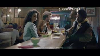 Sprint TV Spot, 'Whistle: Galaxy Tab' Featuring David Beckham - Thumbnail 3