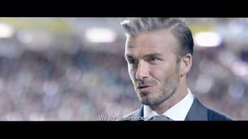 Sprint TV Spot, 'Whistle: Galaxy Tab' Featuring David Beckham - Thumbnail 5