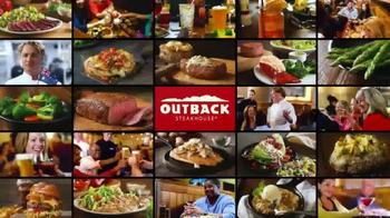 Outback Steakhouse Big Australia Month TV Spot, 'Dinner Party' - Thumbnail 2