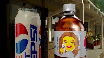 Pepsi TV Spot, 'Say It With Pepsi, Cindy Crawford!'