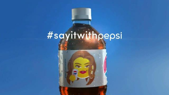 Pepsi TV Spot, 'Say It With Pepsi, Cindy Crawford!' - Thumbnail 10