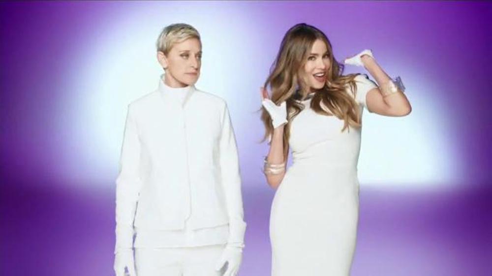 CoverGirl + Olay TV Commercial, 'Future Advice' Ft Ellen DeGeneres, Sofia Vergara