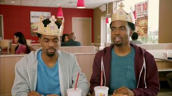 Burger King 2 for $10 Whopper Meal TV Spot, 'Twins' - Thumbnail 2