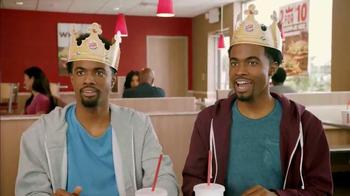 Burger King 2 for $10 Whopper Meal TV Spot, 'Twins' - Thumbnail 4