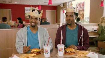 Burger King 2 for $10 Whopper Meal TV Spot, 'Twins' - Thumbnail 5