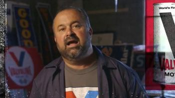 Valvoline TV Spot, 'Valvolina Season One' Featuring Frank Fritz - 52 commercial airings