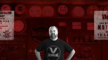 Valvoline TV Spot, 'Valvolina Season One' Featuring Frank Fritz - Thumbnail 2