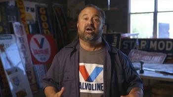 Valvoline TV Spot, 'Valvolina Season One' Featuring Frank Fritz - Thumbnail 3