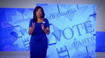 The More You Know TV Spot, 'Your Vote Counts' Feat. Hoda Kotb, Lester Holt - 4 commercial airings