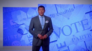 The More You Know TV Spot, 'Your Vote Counts' Feat. Hoda Kotb, Lester Holt - Thumbnail 4