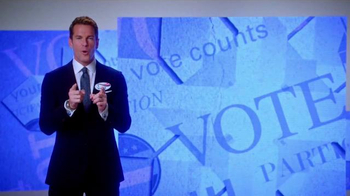 The More You Know TV Spot, 'Your Vote Counts' Feat. Hoda Kotb, Lester Holt - Thumbnail 5