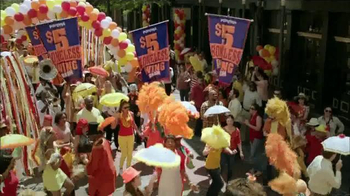 Popeyes $5 Boneless Wing Bash TV Spot, 'Buckle Up!' - Thumbnail 1