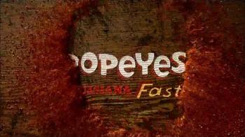 Popeyes $5 Boneless Wing Bash TV Spot, 'Buckle Up!' - Thumbnail 8