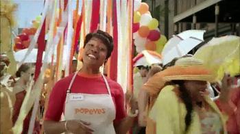 Popeyes $5 Boneless Wing Bash TV Spot, 'Buckle Up!' - Thumbnail 4