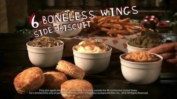 Popeyes $5 Boneless Wing Bash TV Spot, 'Buckle Up!' - Thumbnail 6