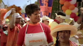 Popeyes $5 Boneless Wing Bash TV Spot, 'Buckle Up!' - Thumbnail 7