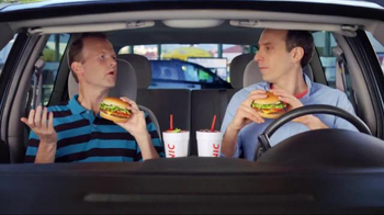 Sonic Drive-In TV Half Price Cheeseburgers TV Spot, 'Founding Fathers' - Thumbnail 2