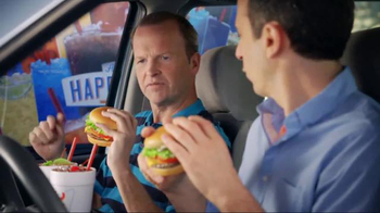 Sonic Drive-In TV Half Price Cheeseburgers TV Spot, 'Founding Fathers' - Thumbnail 3
