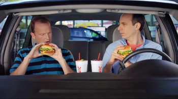 Sonic Drive-In TV Half Price Cheeseburgers TV Spot, 'Founding Fathers' - Thumbnail 4