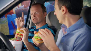 Sonic Drive-In TV Half Price Cheeseburgers TV Spot, 'Founding Fathers' - Thumbnail 5