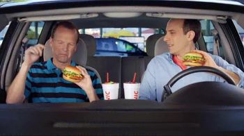 Sonic Drive-In TV Half Price Cheeseburgers TV Spot, 'Founding Fathers' - Thumbnail 7
