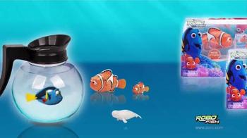 Finding Dory Robo Fish TV Spot, 'Burst to Life' - Thumbnail 7