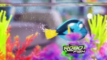 Finding Dory Robo Fish TV Spot, 'Burst to Life' - Thumbnail 1