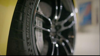 Michelin TV Spot, 'The Right Set of Tires' Featuring Jay Leno - Thumbnail 5