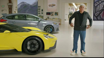 Michelin TV Spot, 'The Right Set of Tires' Featuring Jay Leno