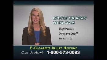 Injury Helpline TV Spot, 'E-Cigarette Explosions' - Thumbnail 10