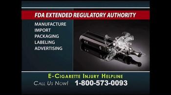 Injury Helpline TV Spot, 'E-Cigarette Explosions' - Thumbnail 5