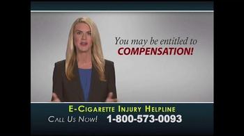 Injury Helpline TV Spot, 'E-Cigarette Explosions' - Thumbnail 9