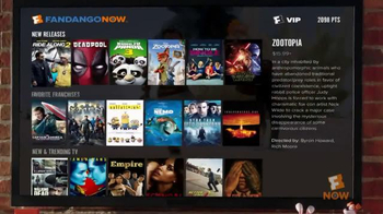 FandangoNOW TV Spot, 'A Long Time Ago' Featuring Kenan Thompson - Thumbnail 6
