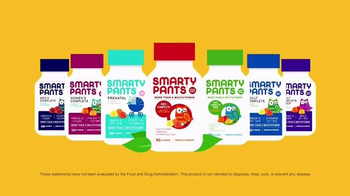 SmartyPants Kids Complete Vitamins TV Spot, 'All-in-One'