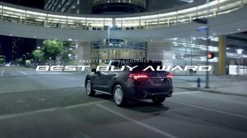 2017 Acura RDX TV Spot, '2016 Consumer Guide Best Buy Award' - Thumbnail 3