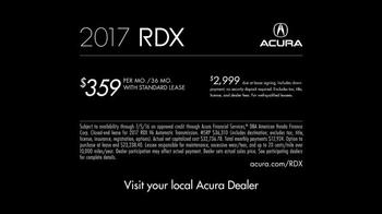 2017 Acura RDX TV Spot, '2016 Consumer Guide Best Buy Award' - Thumbnail 8